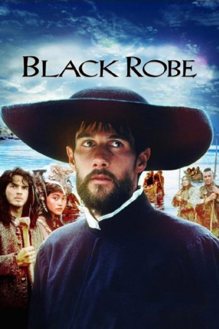 a movie analysis of the black robe directed by bruce beresford Black robe, director bruce beresford's new film about a  portrayed their  people as one-dimensional primitive characters seen through the.