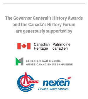 Thanks to our sponsors: Canadian Heritage, Canadian War Museum and NEXEN