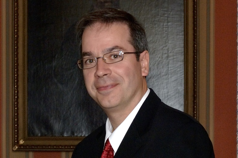 Antony Caruso, recipient of the 2006 Governor General's Award for Excellence in Teaching Canadian History