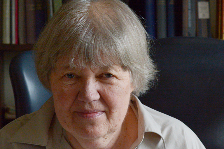 Jean Barman, recipient of the 2015 Governor General's History Award for Scholarly Research