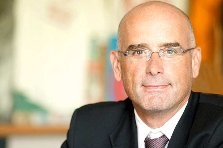 Scott Masters, recipient of the 2012 Governor General's History Award for Excellence in Teaching