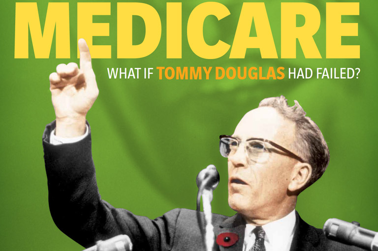 tommy douglas masters thesis We see the future in you we see the builder and the healer, the artist and the activist, the scientist and the entrepreneur we see your greatest potential and.