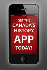 Get the Canada's History app on iTunes