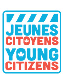 Logo for Jeunes Citoyens and Young Citizens