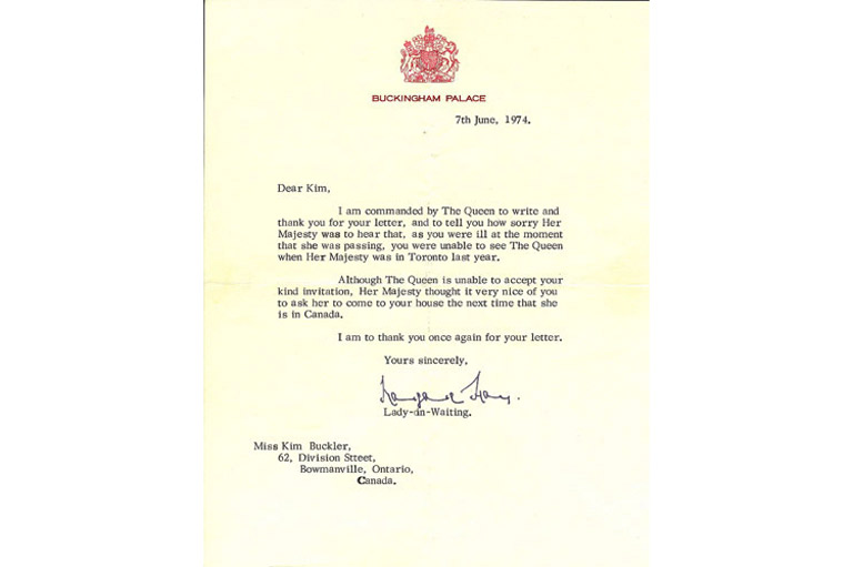 Your Stories of Meeting the Queen - Canada's History