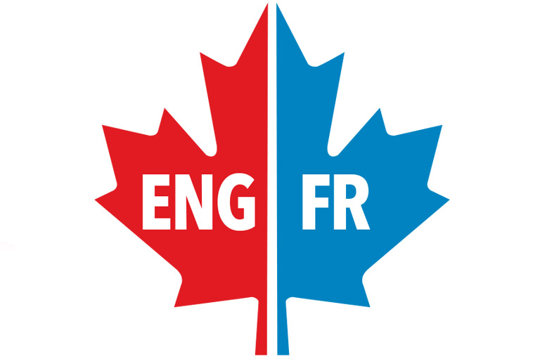 Image result for canada language