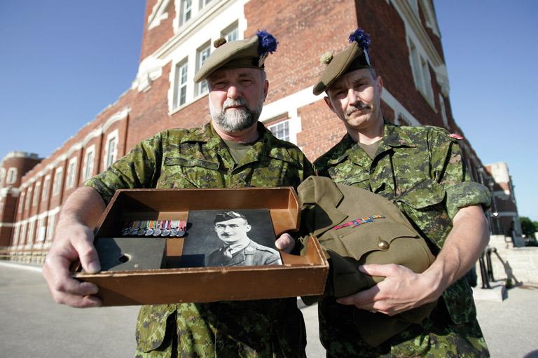Valour Sold - Canada's History