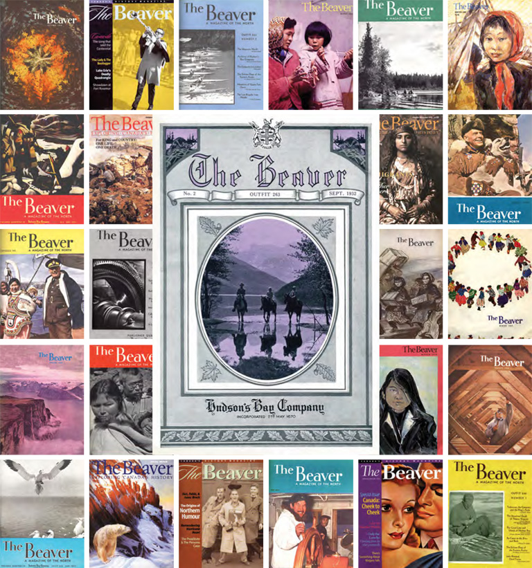 Collection of magazine covers, featuring September 1932.