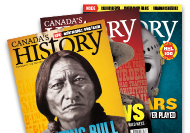 554b6ae594 Immerse yourself in Canadian history in print and digital.